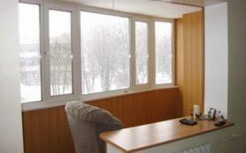 Объединять ли балкон с кухней
