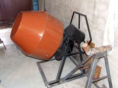 Бетономешалка или как выбрать строительную технику