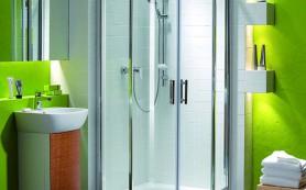 Душевая кабина – решение для маленькой ванной