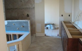 Демонтаж старой ванны, мойки и прочего оборудования
