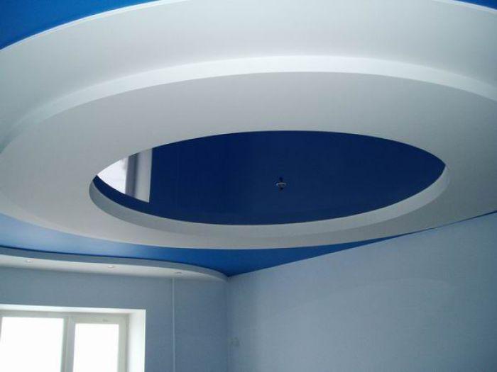 Навесные или натяжные потолки… в чем, собственно, разница?