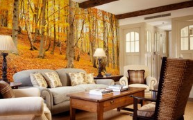 Декоры на обои станут лучшим решением для каждого помещения