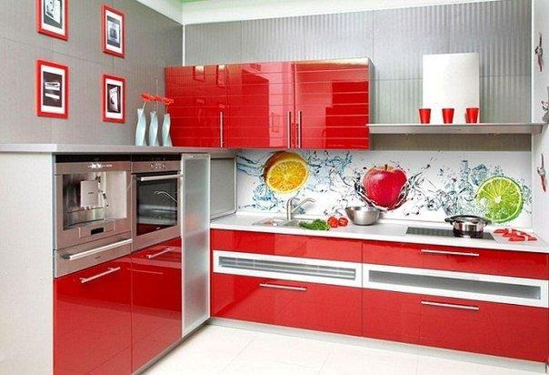 Как улучшить дизайн кухни?