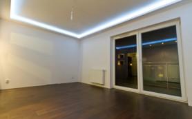 Как подсветить потолок светодиодной лентой