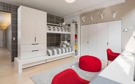 Как создать дизайн детской комнаты для двоих детей