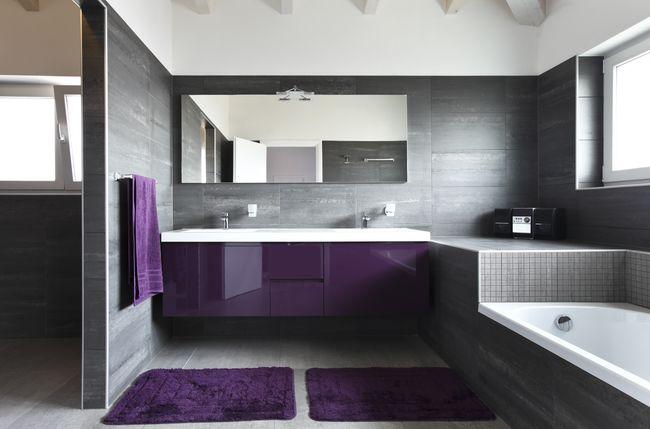 Мебель для ванной: какая ванна практичнее