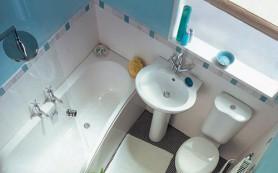 Как обустроить ванную комнату в хрущевке