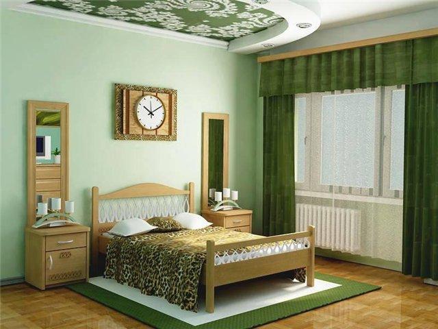 Как правильно обставить спальную комнату в доме?