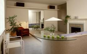 Домашний интерьер. Оригинальная отделка стен