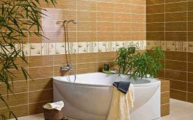Отделка ванной комнаты: 9 видов материалов (плюсы и и минусы)