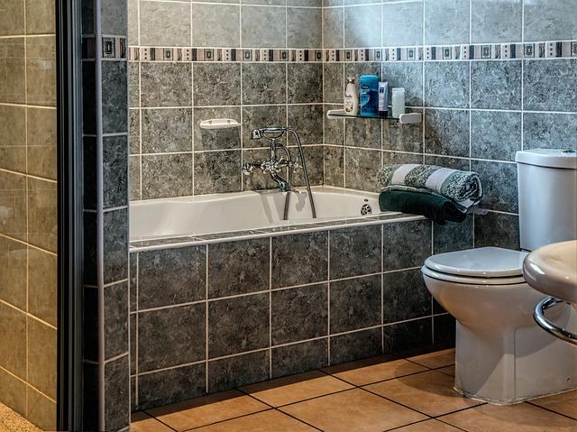 Как укладывать плитку для ванн