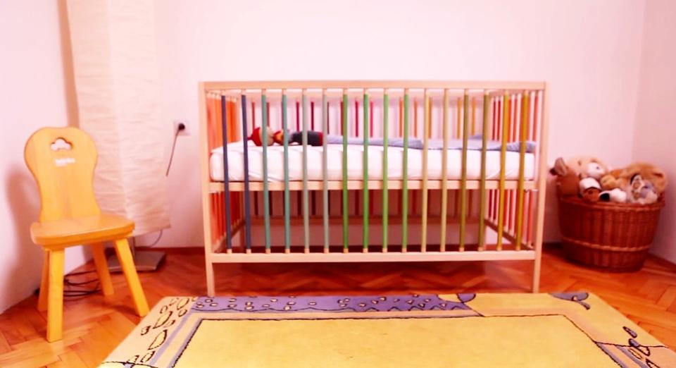 Как сделать детскую кроватку идеальной