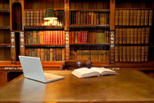 Как обустроить библиотеку в квартире