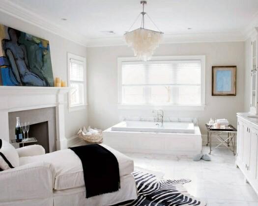 9 простых способов придать своей ванной комнате дорогостоящий вид