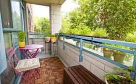 Каким должен быть пол на балконе
