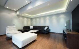 Какие приборы освещения установить в гостиной