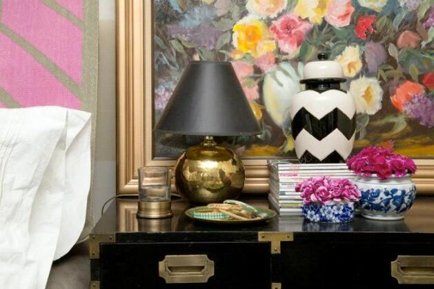 5 секретных правил декора тумбочки