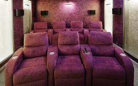 Личная синемания: как организовать и оформить домашний кинотеатр