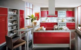 Красная кухня: все за и против