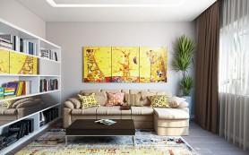 Как оформить интерьер зала: 7 идей от дизайнеров