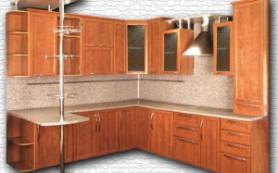 Натуральные и экологически чистые материалы для производства кухонь