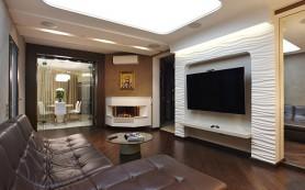 Дом и пламя: как вписать в интерьер квартиры электрический камин