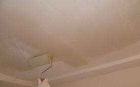 Ремонт на практике: что делать, если на потолке пошла трещина