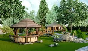 Ландщафтный дизайн: выбор методов озеленения жилой территории