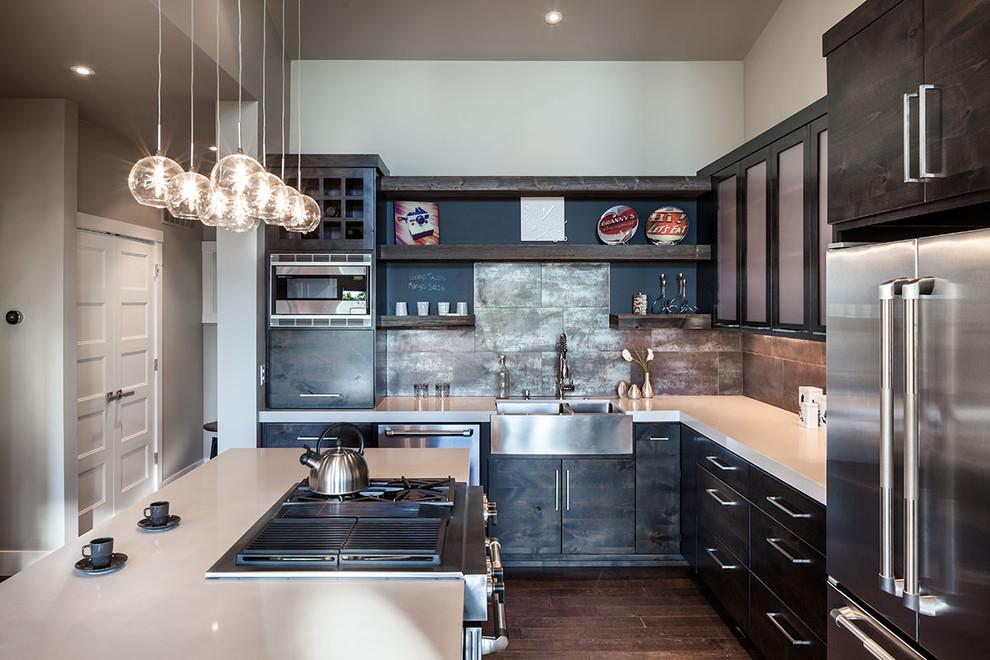 кухня в интерьере фото