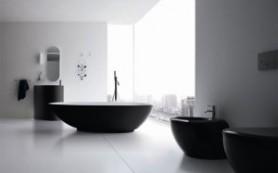 Ванная комната в стиле Black: плюсы и минусы
