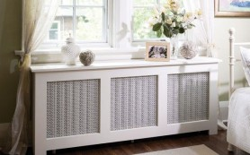 Теплый десант: 5 способов спрятать радиатор отопления