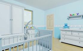Обустраиваем комнату для новорожденного