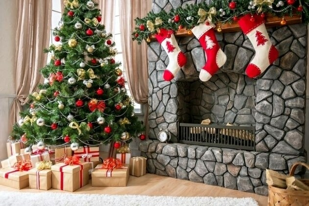 28 идей украшения новогодней елки