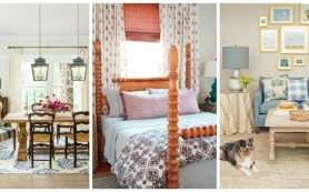 15 советов по декорированию, полезных каждому владельцу дома в деревне