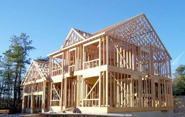 Каркасный дом. Советы по строительству