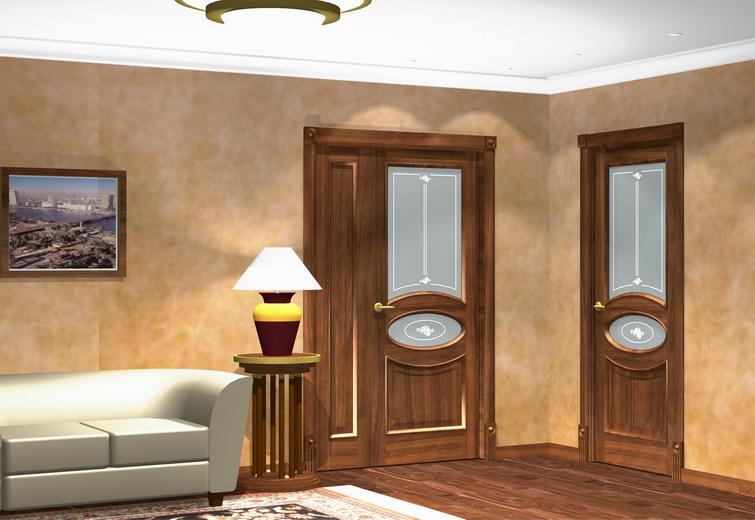 Как дать межкомнатным дверям новую жизнь