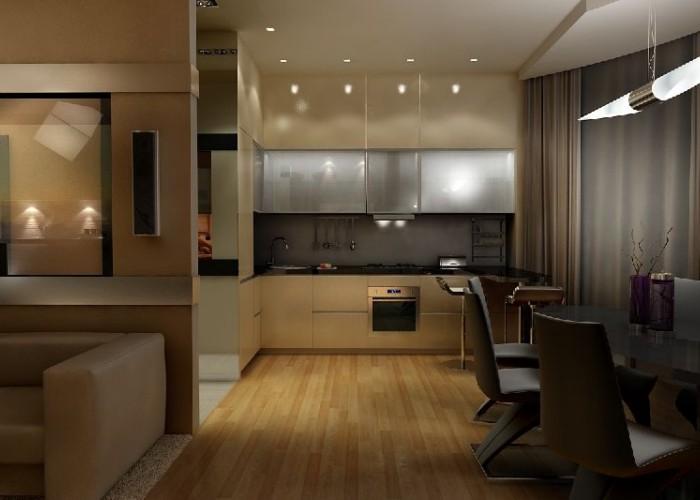 Обустройство кухни после капитального ремонта