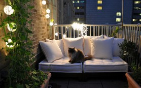 Делаем балкон красивым
