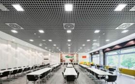 Подвесной потолок: виды отделки
