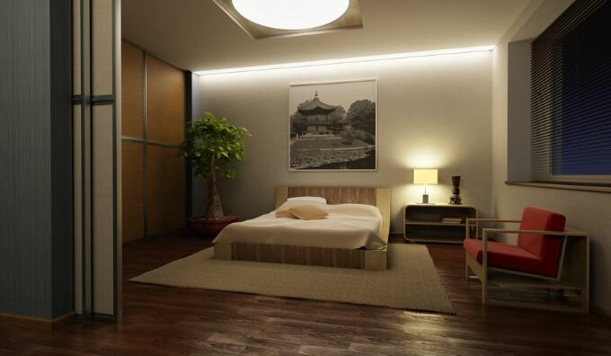 Архитектура освещения в квартире