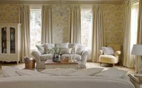 Интерьер квартиры и цвет штор — особенности выбора