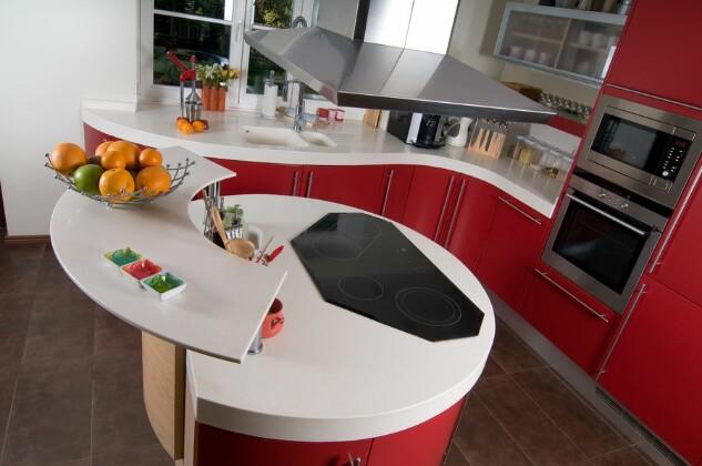 Барная стойка на собственной кухне — воплощаем мечту в жизнь