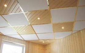 Красивый потолок: выбираем подвесные конструкции