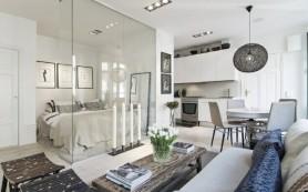 Идеи планировки квартиры студии: правильное зонирование и совмещение зон
