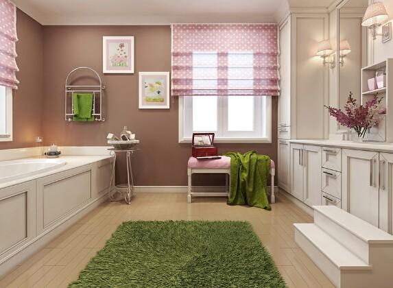 Роль карнизов в декорировании домашнего интерьера