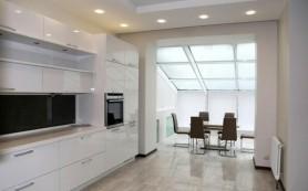 Объединение кухни с гостиной: 6 шагов на пути к успеху
