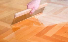 Ремонт на практике: как правильно покрыть лаком деревянный паркет
