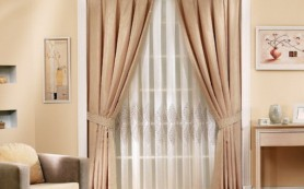 Как рассчитать расход ткани на оконные шторы