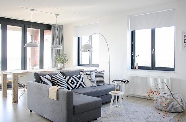 Диванное настроение: виды диванов и лучшие способы их размещения