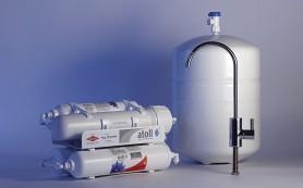 Использование фильтров обратного осмоса для водоочистки